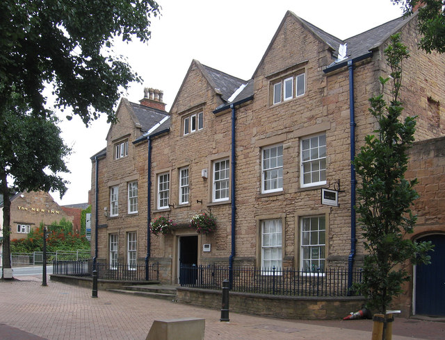Mansfield - Cromwell House on Westgate