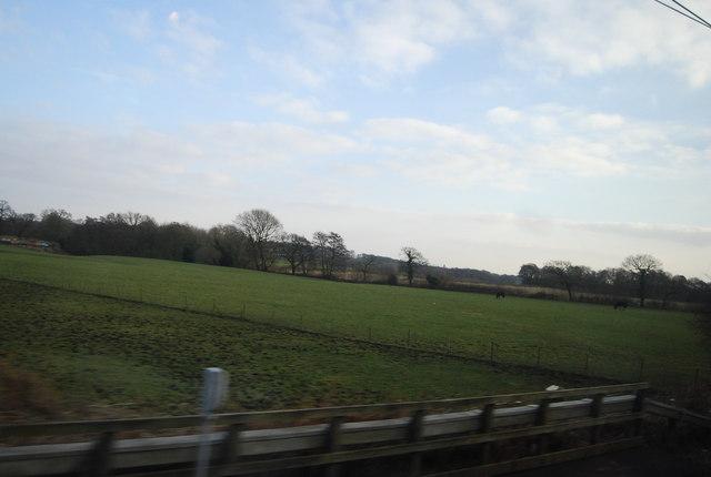 Farmland, Wood End Farm