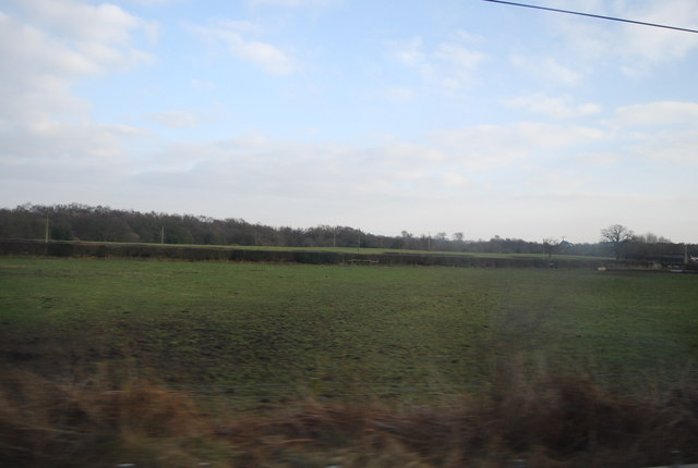 Farmland, Ainsworth Farm