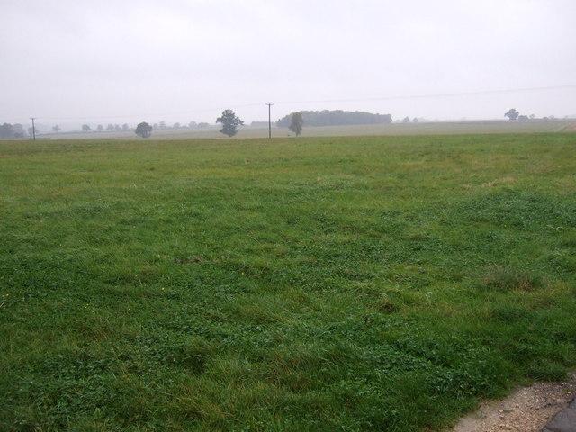 Farmland off Callan's Lane