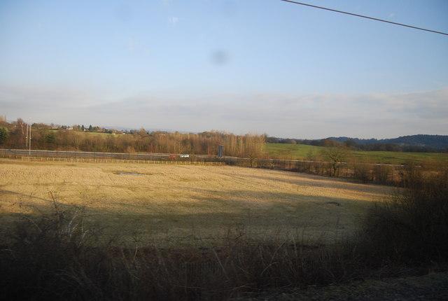 Farmland, edge of Wilmslow