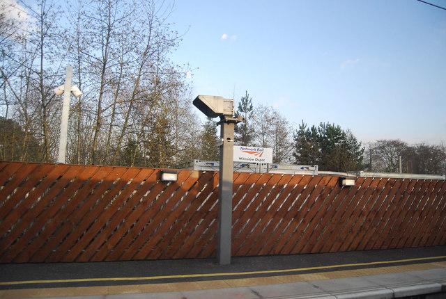 Network Rail Depot, Wilmslow