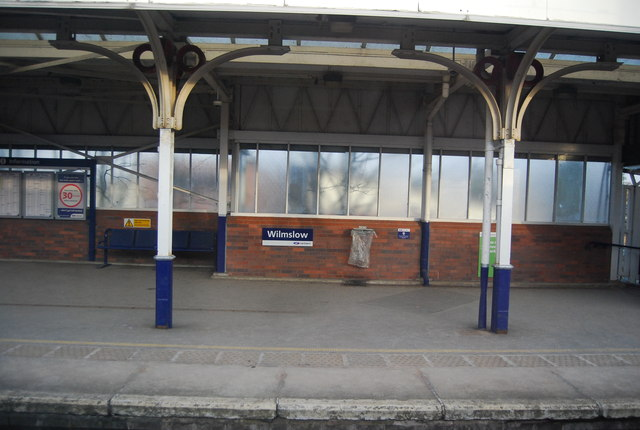 Wilmslow Station
