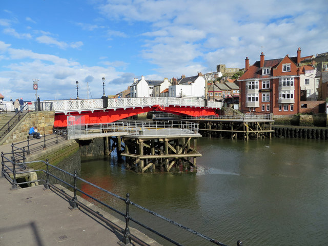 Whitby Swing Bridge