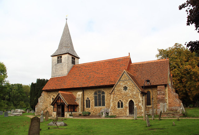 St Peter, Great Totham