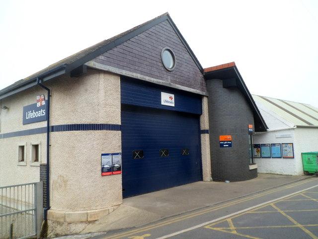 RNLI IRB lifeboat station, Mumbles