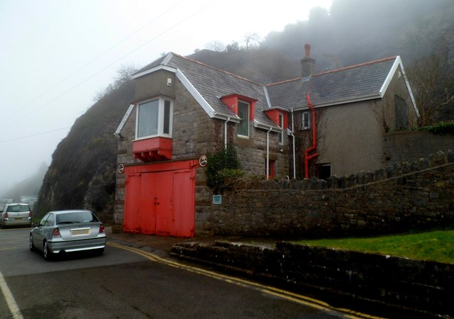 Lifeboat Cottage, Mumbles