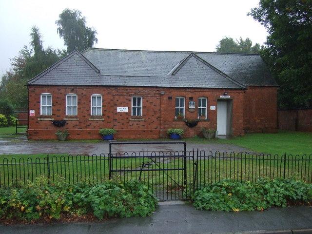 Kirkby Underwood Village Hall