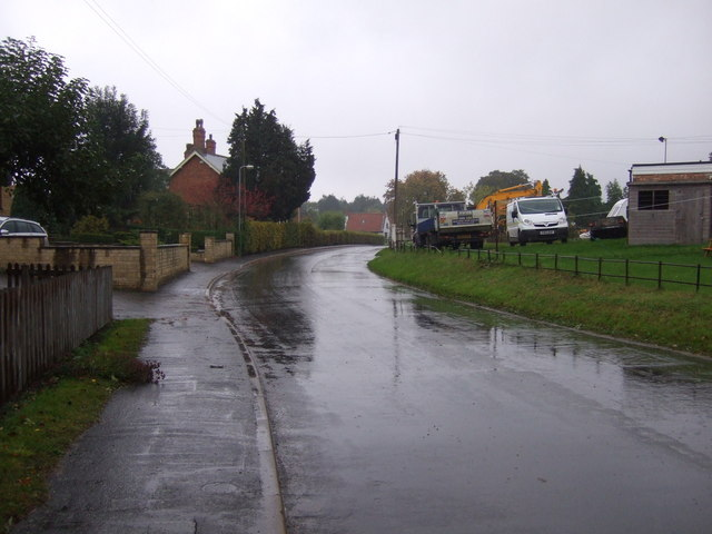 Rippingale Road, Kirkby Underwood
