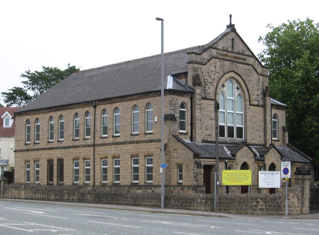 Mansfield - Christian Community Centre