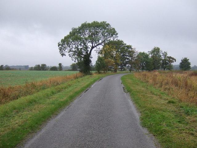 Kirkby Underwood Road