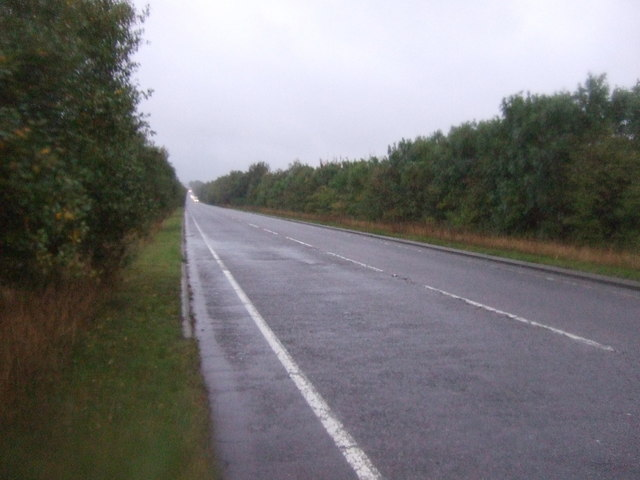 A15 heading north
