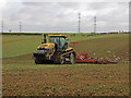 TA0019 : Rolling near North Wold Farm : Week 41