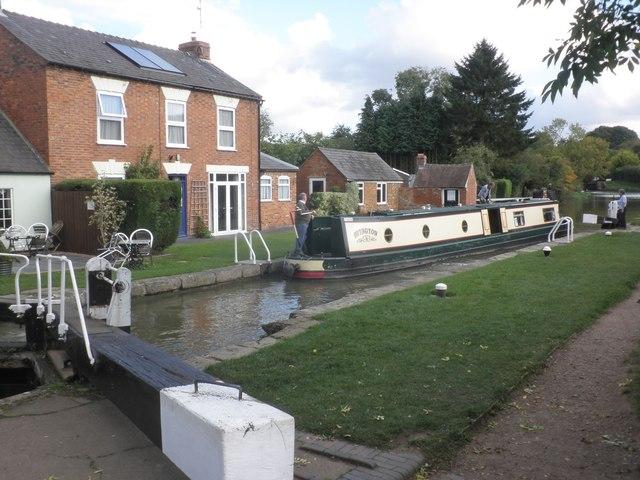 Lock No 3, Braunston