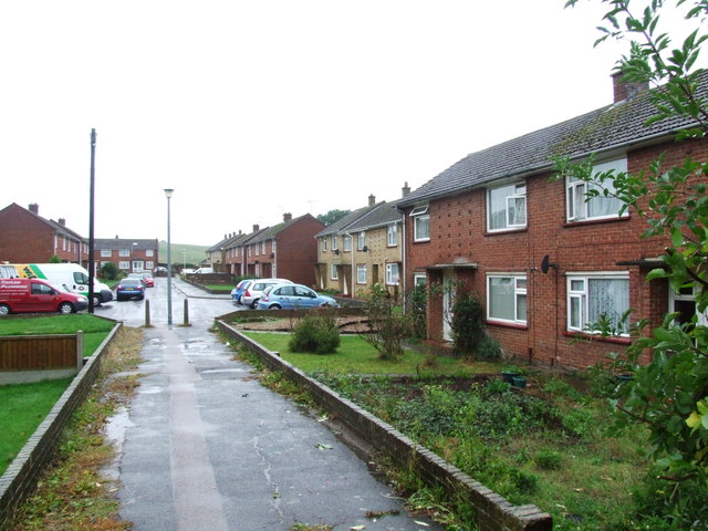 Blenheim Road, Sittingbourne
