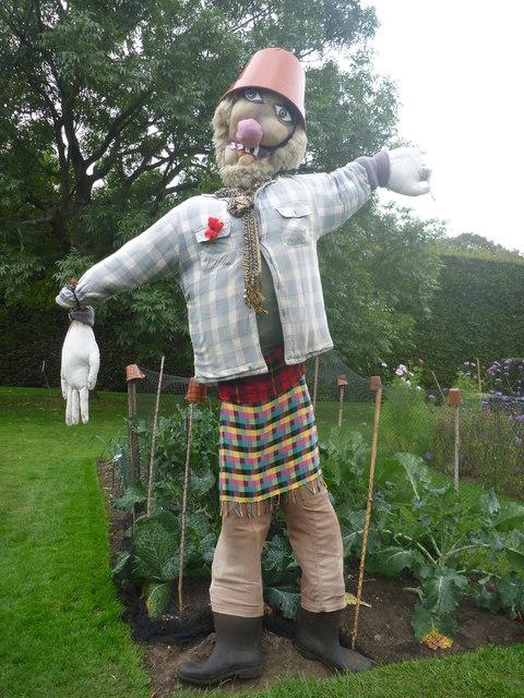 Royal Botanic Garden Edinburgh : Fashionista!