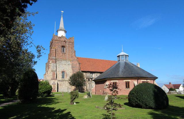 St Mary. Maldon