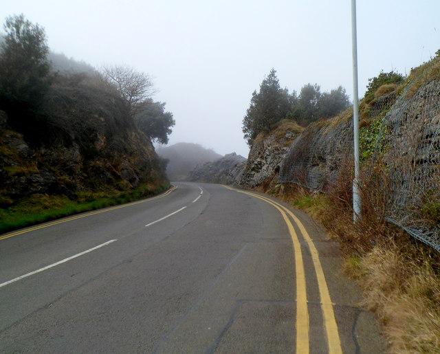 Mumbles Road near Mumbles Pier, Swansea