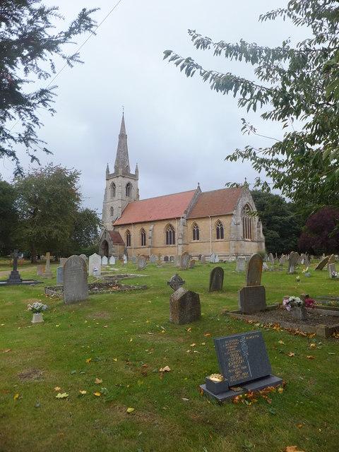 Church of St Lawrence, Revesby