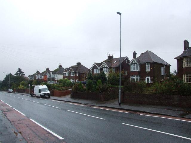 Canterbury Road, Snipeshill