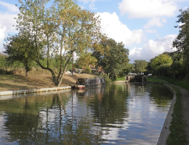 Grand Union Canal, near Braunston