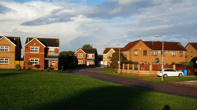Suddaby Close off St Clements Way, Hull