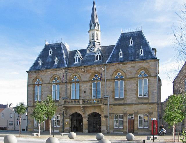 Bishop Auckland - Town Hall