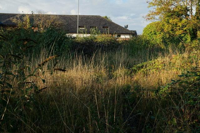 Spare land off Aberdeen Street, Hull
