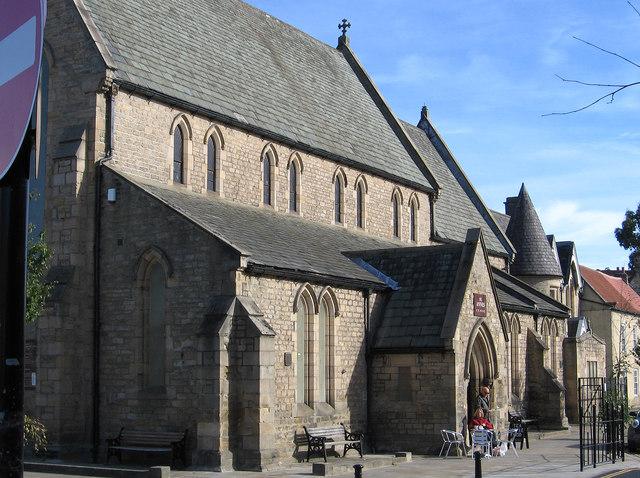 Bishop Auckland - St Annes Church
