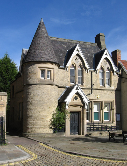 Bishop Auckland - Old Bank Chambers