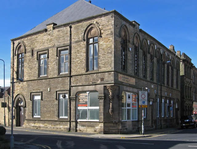 Bishop Auckland - Masonic Hall