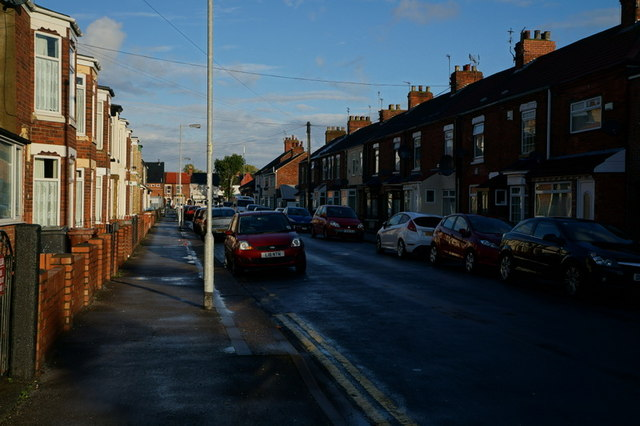 Aberdeen Street, Hull