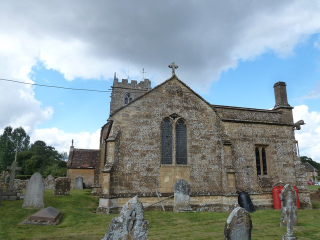 St Nicholas, Nether Compton: churchyard (4)