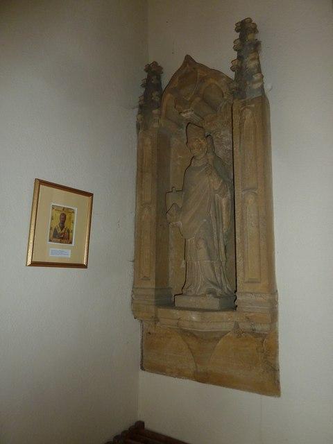 St Nicholas, Nether Compton: memorial (1)