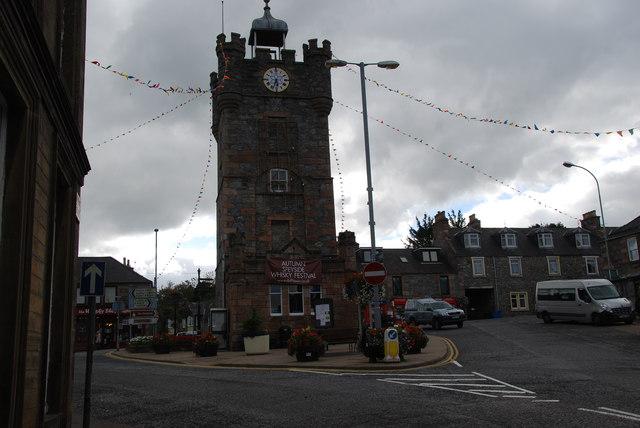 Dufftown Clock Tower