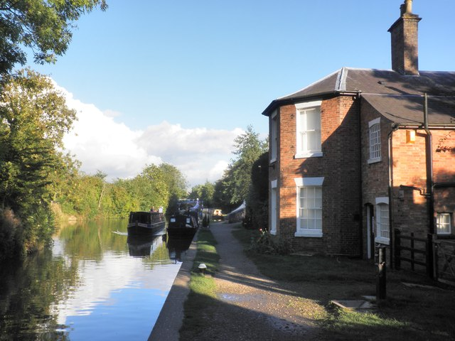 Former canal toll-house, Braunston