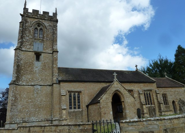 Early autumn at St Nicholas, Nether Compton