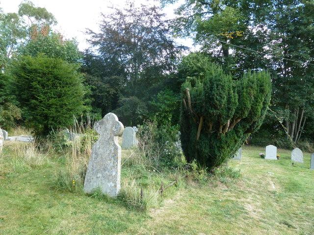 Oborne: New St Cuthbert's (churchyard 3)