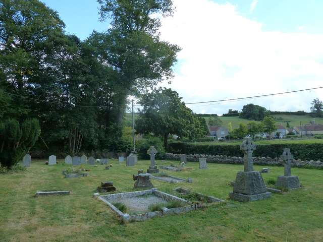 Oborne: New St Cuthbert's (churchyard 4)