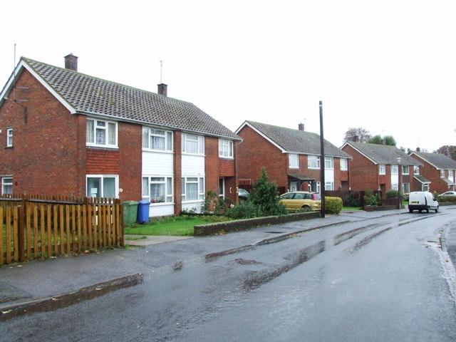 Wihtred Road, Bapchild