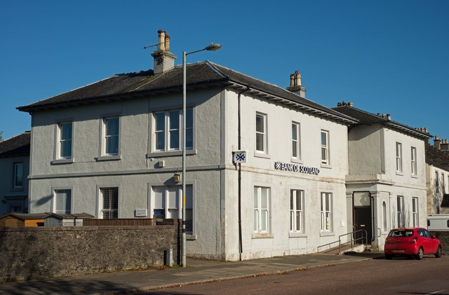 Bank of Scotland - Lochgilphead