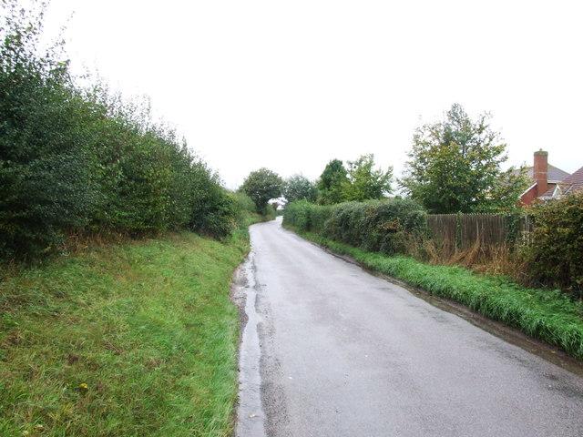 Panteny Lane, Bapchild