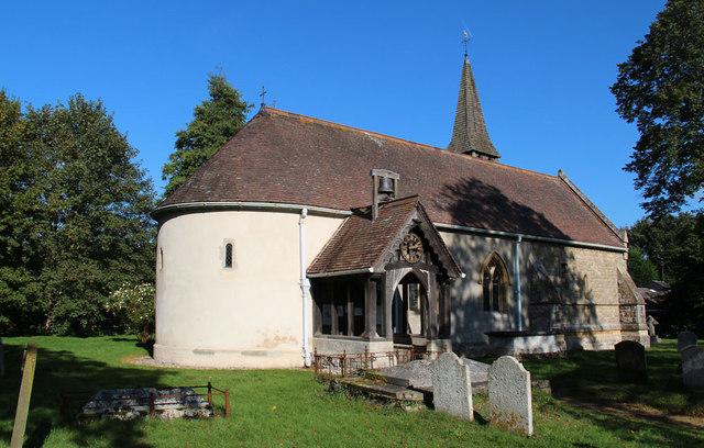 St Giles, Langford