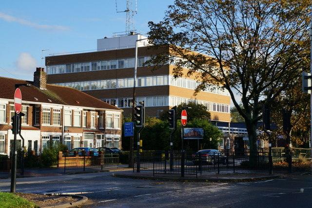 Tower Grange Police Station, Holderness Road