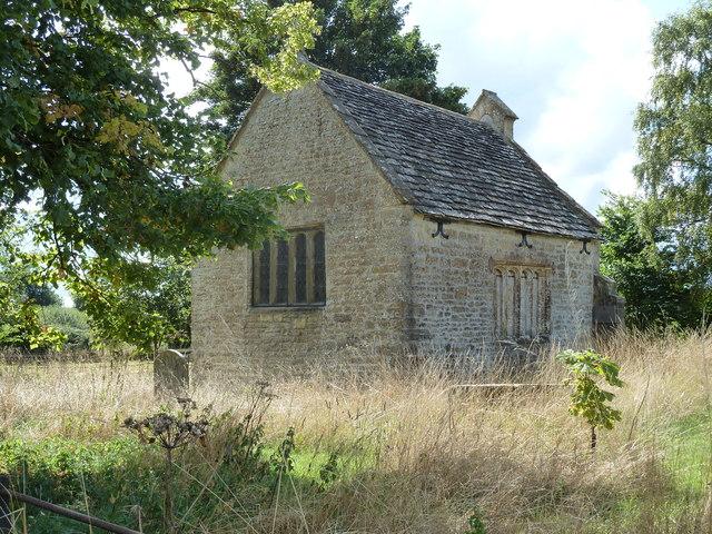 Oborne: Old St Cuthbert's (churchyard 1)