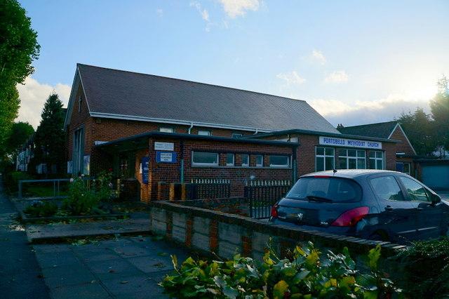 Portobello Methodist Church, Holderness Road