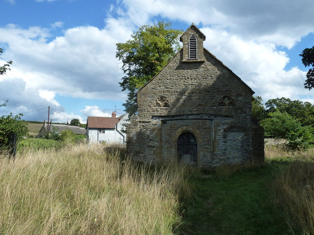 Oborne: Old St Cuthbert's (churchyard 2)