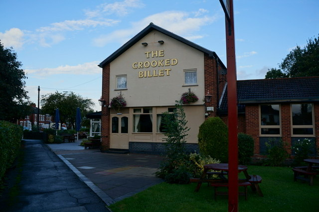 The Crooked Billet on Holderness Road, Hull