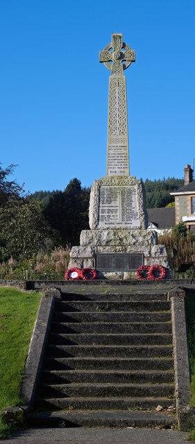 Ardrishaig War Memorial