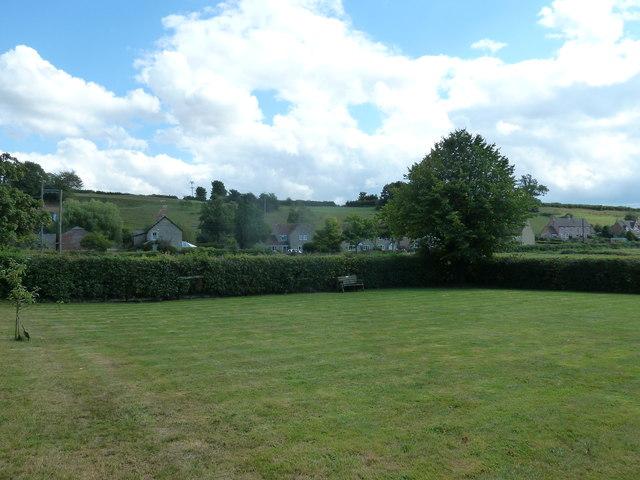 Oborne: New St Cuthbert's (churchyard 7)